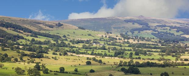 Peaks-countryside